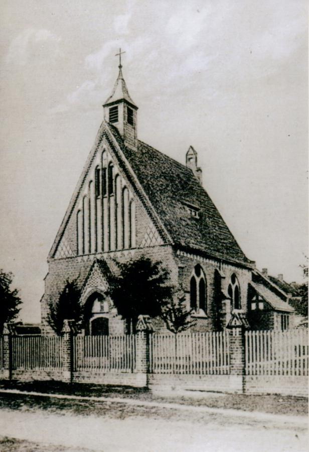 Kirche St. Joseph - alte Ansicht