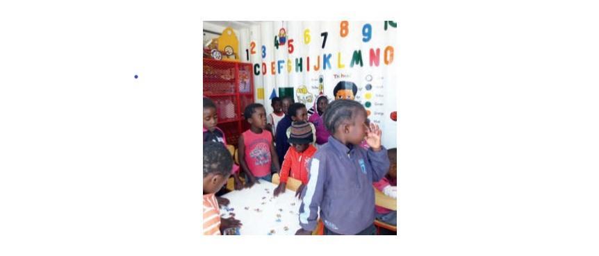 Kindergärten in Katutura
