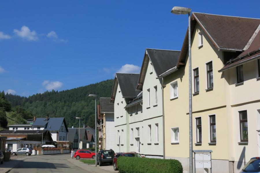 Katzhütte Bahnhofstraße