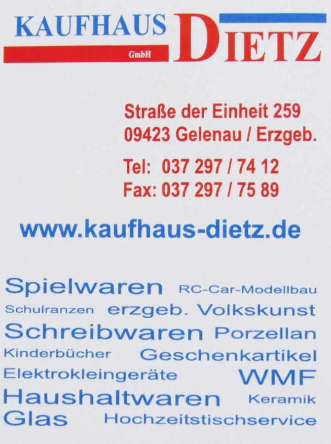 Kaufhaus Dietz