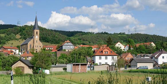 Kaulsdorf-Saale