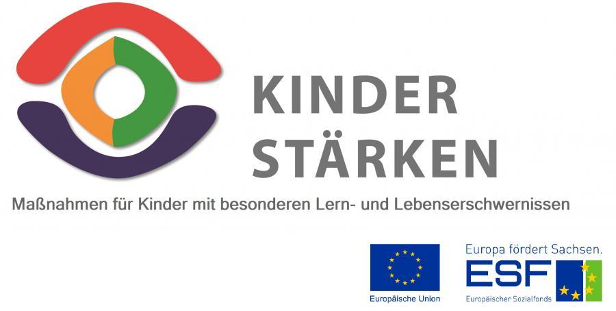 Logo Kinder stärken