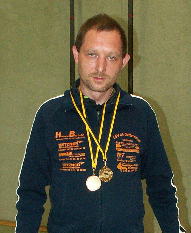 Tim Degelmann bei den Senioren SK-40