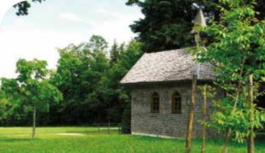 Kempter Wald Kapelle