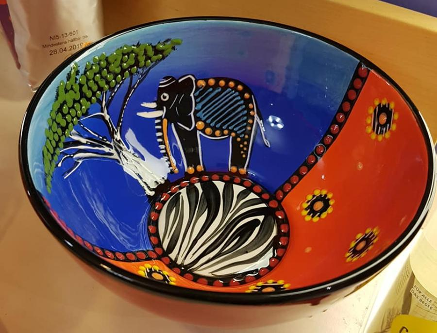 Keramik aus Südafrika