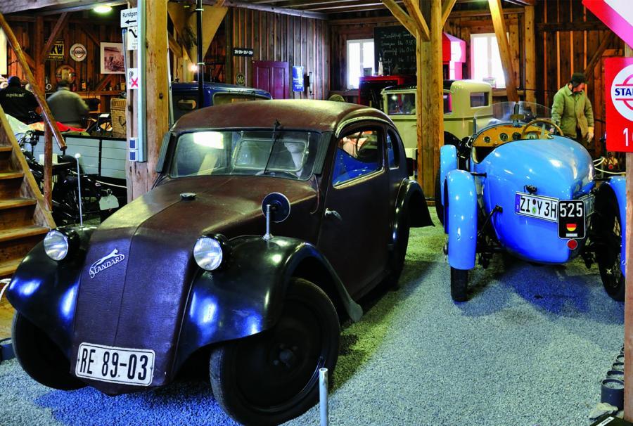 KfZ-Museum Cunewalde