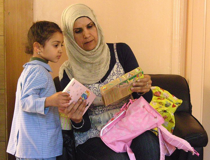 Flüchtlingskinder Libanon