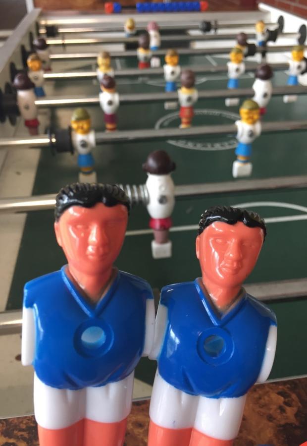 Kickertischfiguren