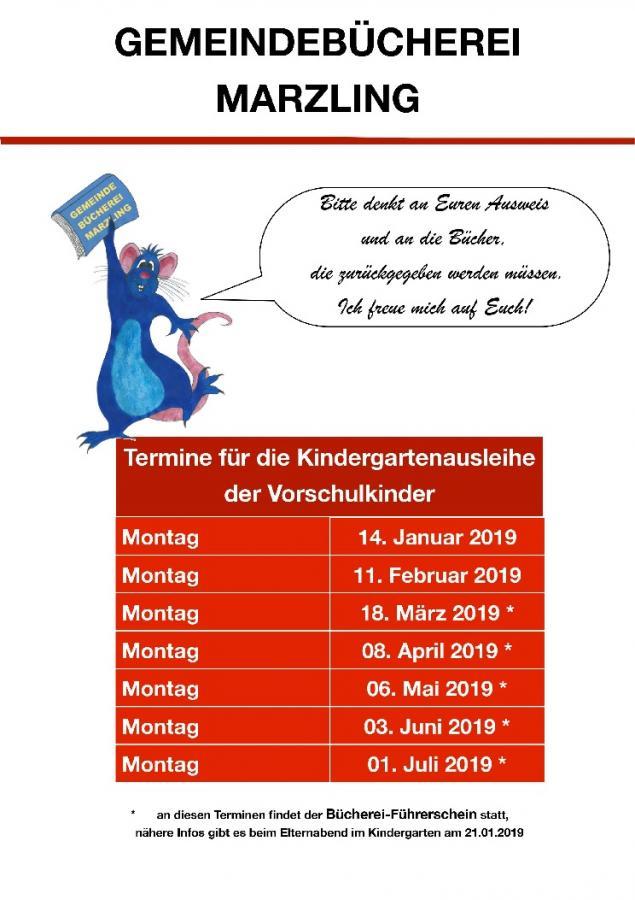 KiGa Ausleihe 2018/2019