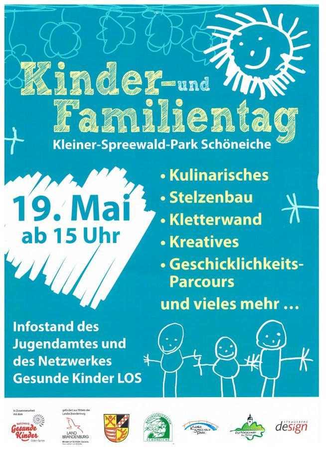 Kinder- und Familientag 2017
