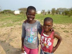 Kinder in Swasiland