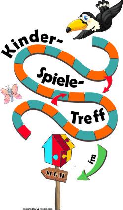 Kinder-Spiele-Treff im MGH Kaiserslautern