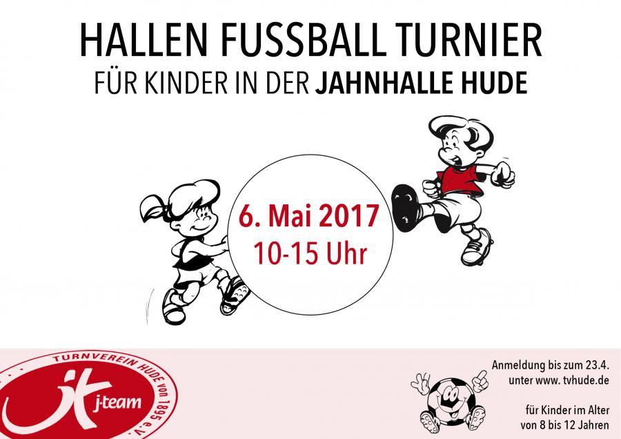 Kinder-Fußballturnier