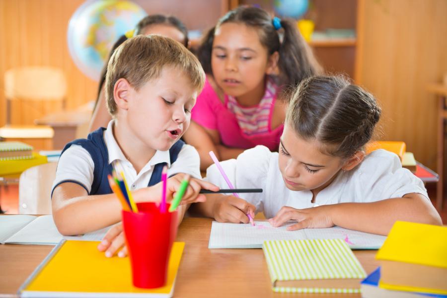 Übergang Kindergarten - Grundschule