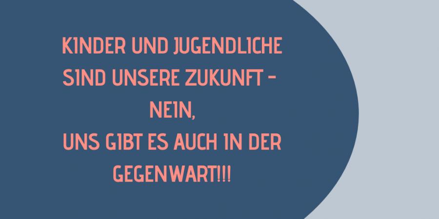 Jugend Gegenwart_Spruch
