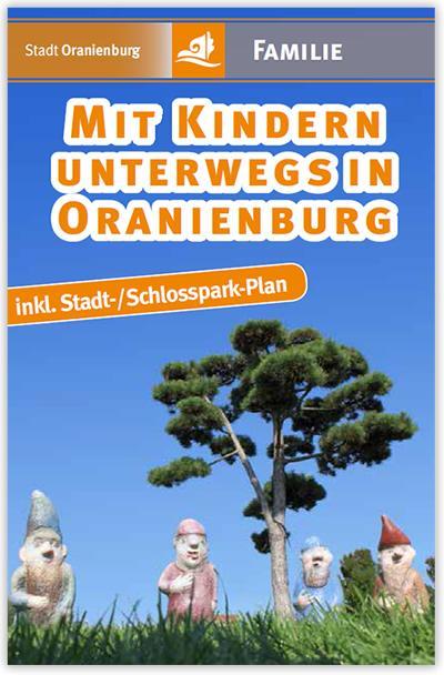 Mit Kindern unterwegs in Oranienburg (Cover)