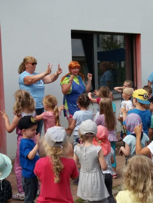 Kinderfest mit Pippi