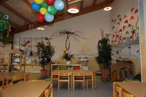 Kindergarten Ostermünchen IX