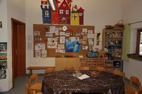 Kindergarten Ostermünchen X