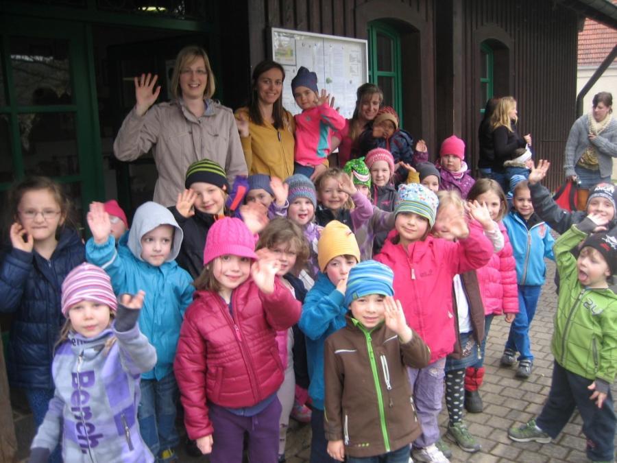 Kindergartenkinder 2015
