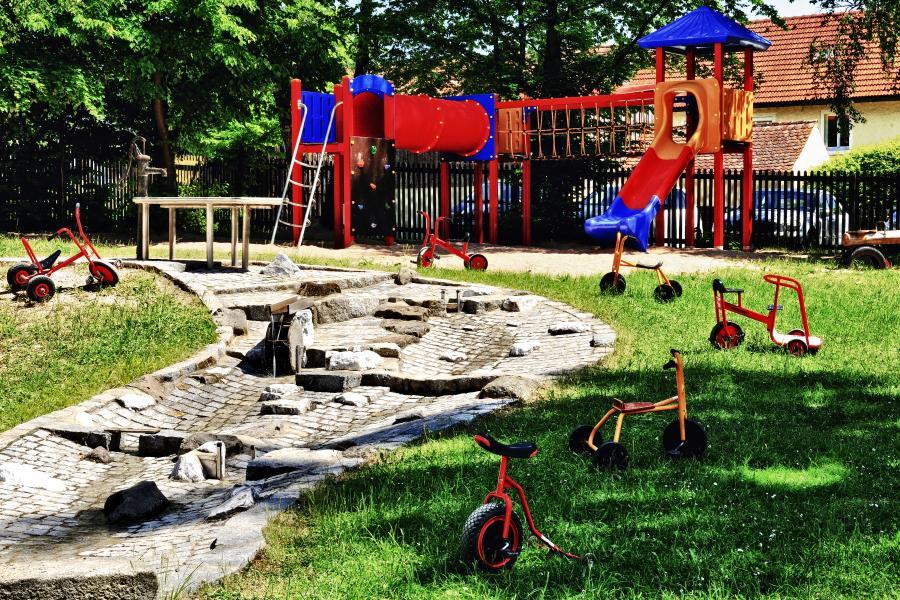Kinderhaus Mobile