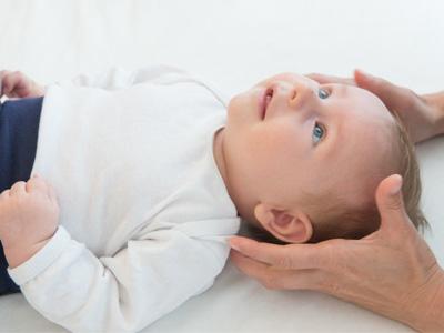 Osteopathie beim Kind