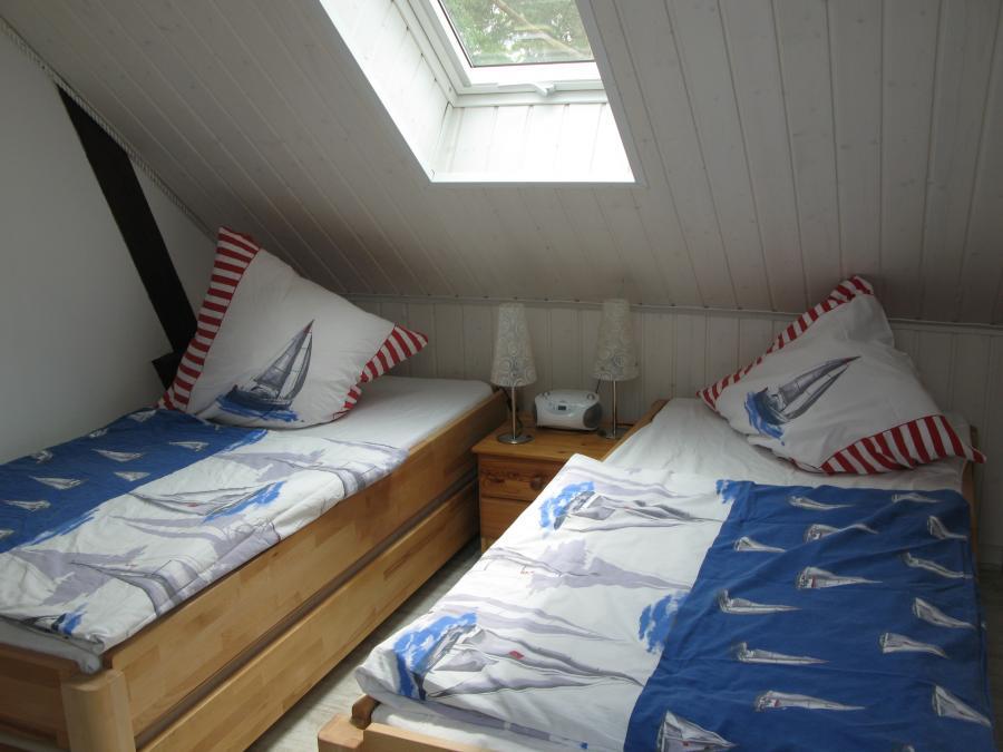 Kinderschlafzimmer Fewo OG