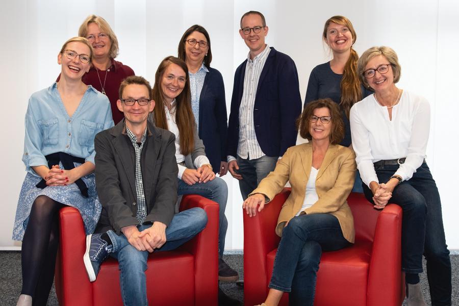 Team der Familienberatungsstelle