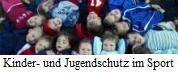 Kinderschutz im Sport