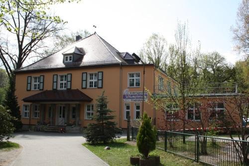 """Kindertagesstätte """"Schlumpfenvilla"""" in Friedrichshain"""