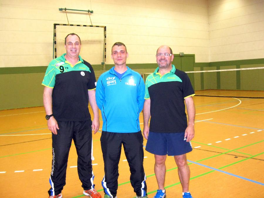 Trainer Kinder- und Jugendvolleyball