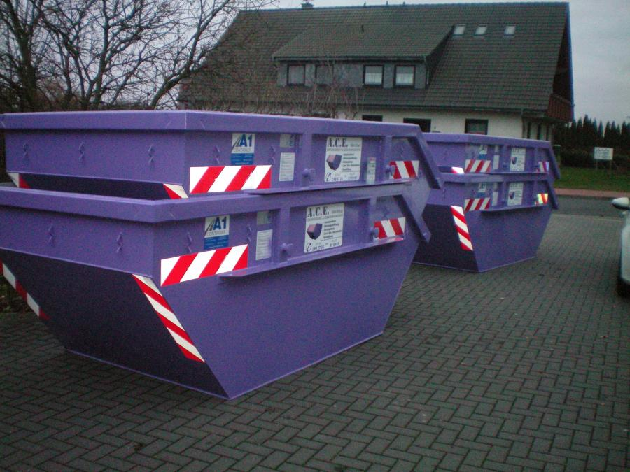 Kirbach diverse Container