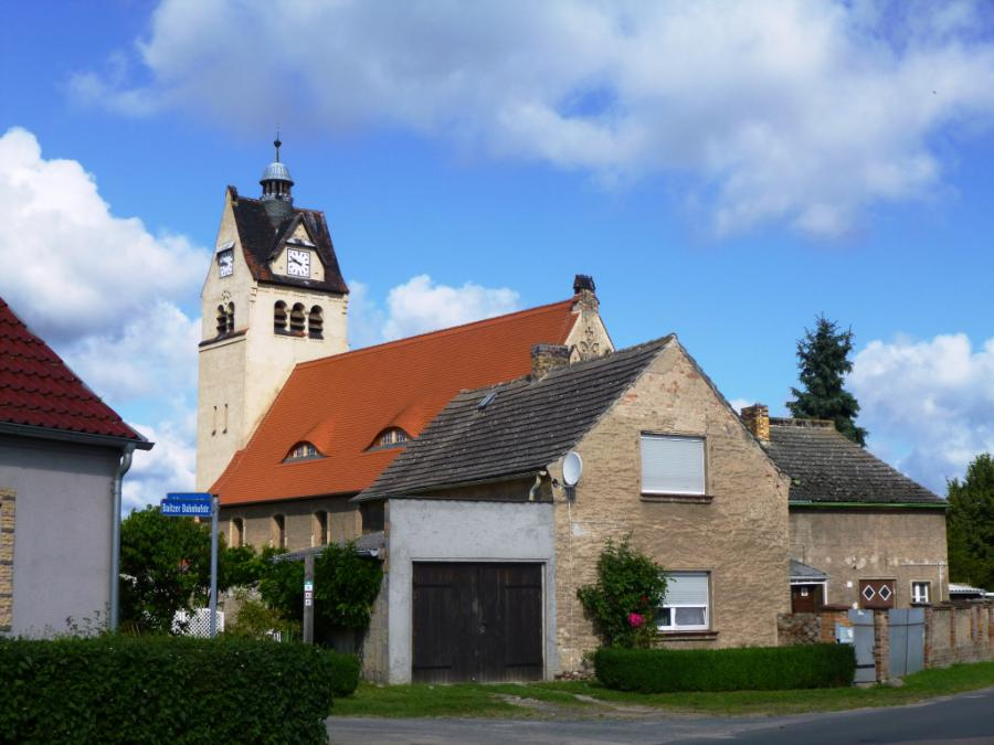 Kirche Baitz