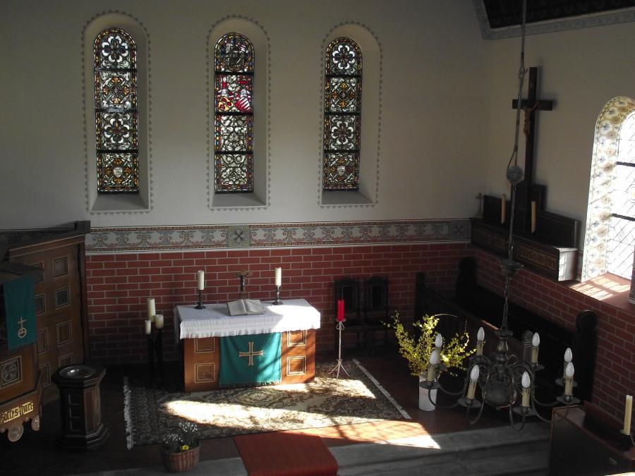 Kirche Bork II