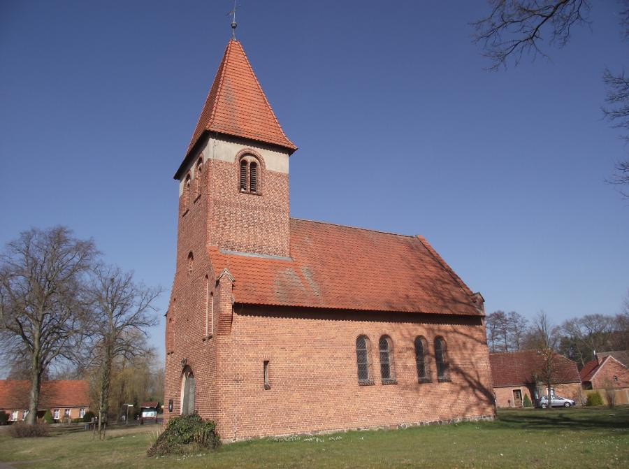 Kirche Bork I