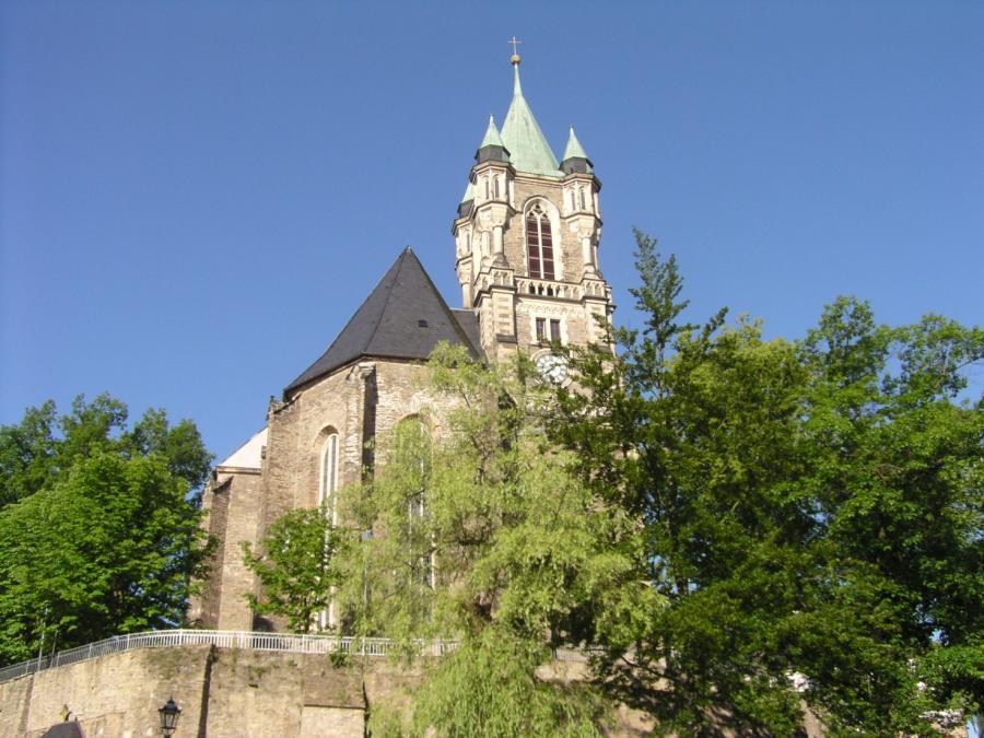 St. Katharinenkirche im Gemeindeteil Buchholz
