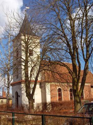 Kirche Bützer Frühjahr