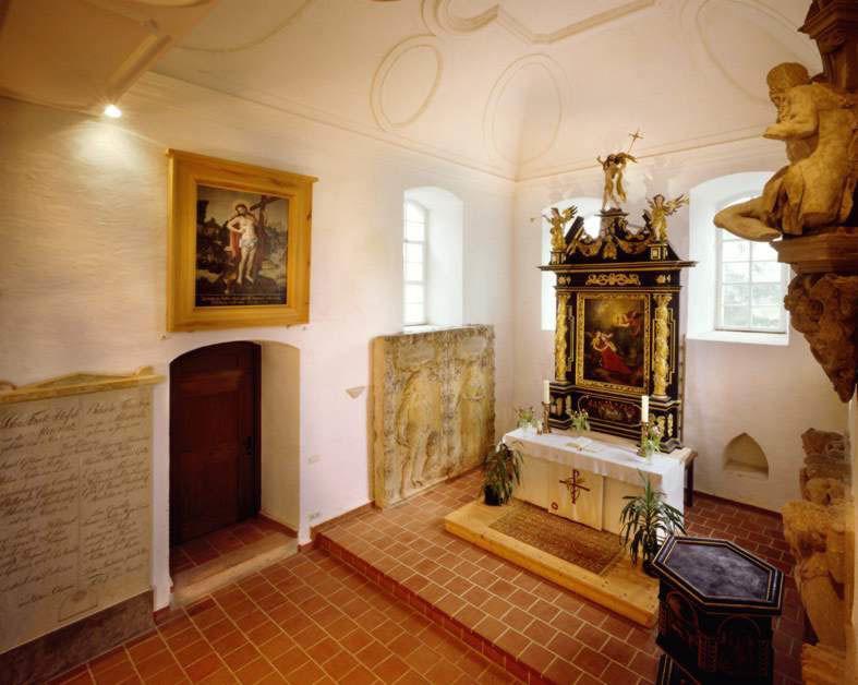 Die Kirche von Friedersdorf