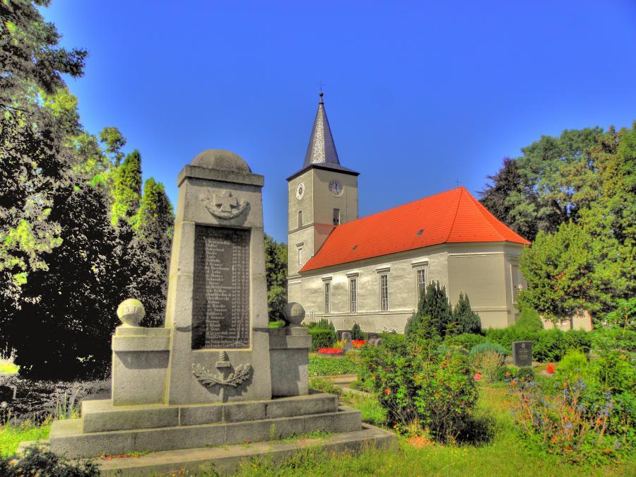 Kirche Garlitz