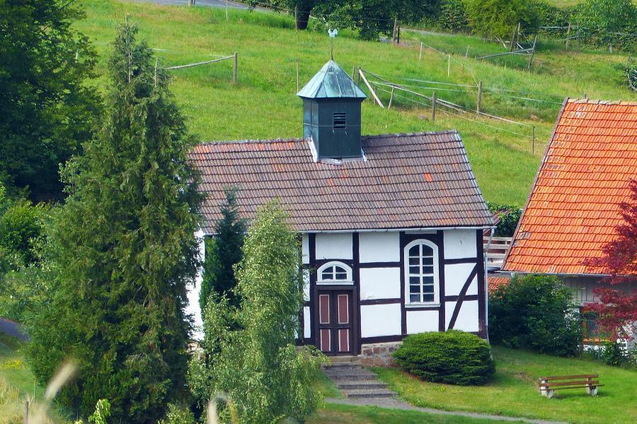 Kirche in Gehau