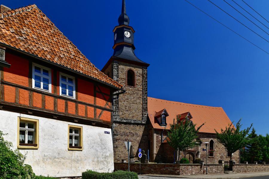 Kirche Meisdorf