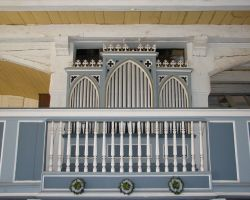 Kirche Orgel