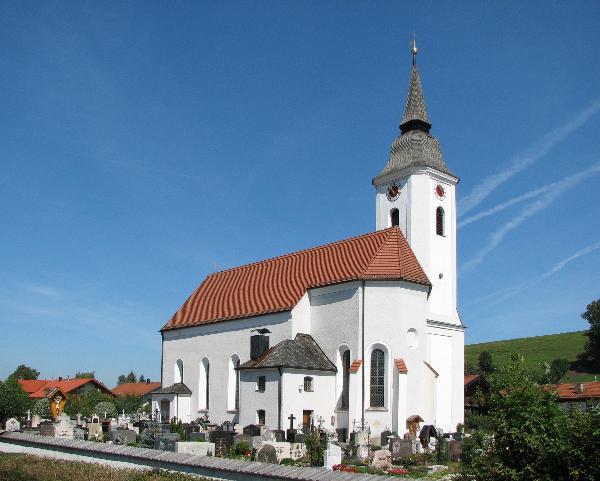 Kirche Parsberg, Foto: Hans Kühlechner