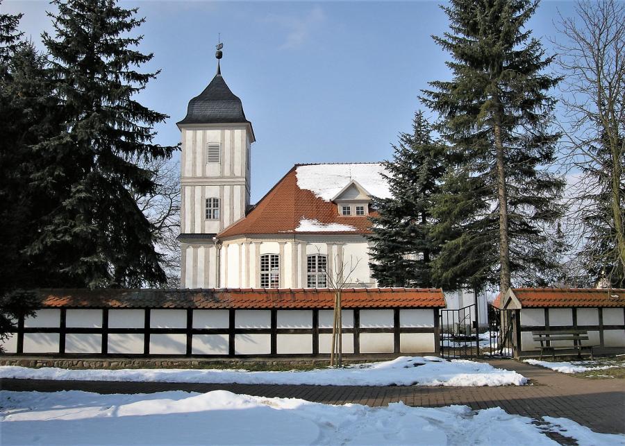 Kirche Plänitz 2005