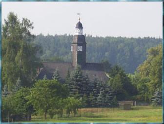 Kirche Porschendorf