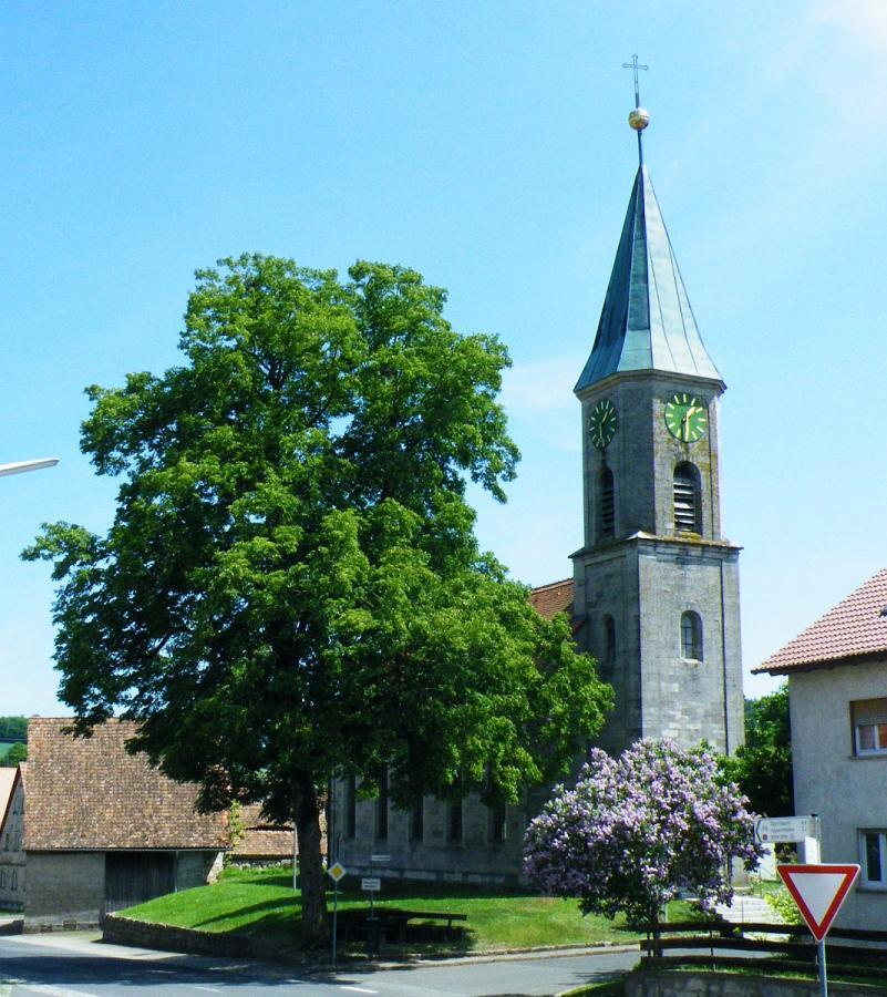 Kirche Prühl