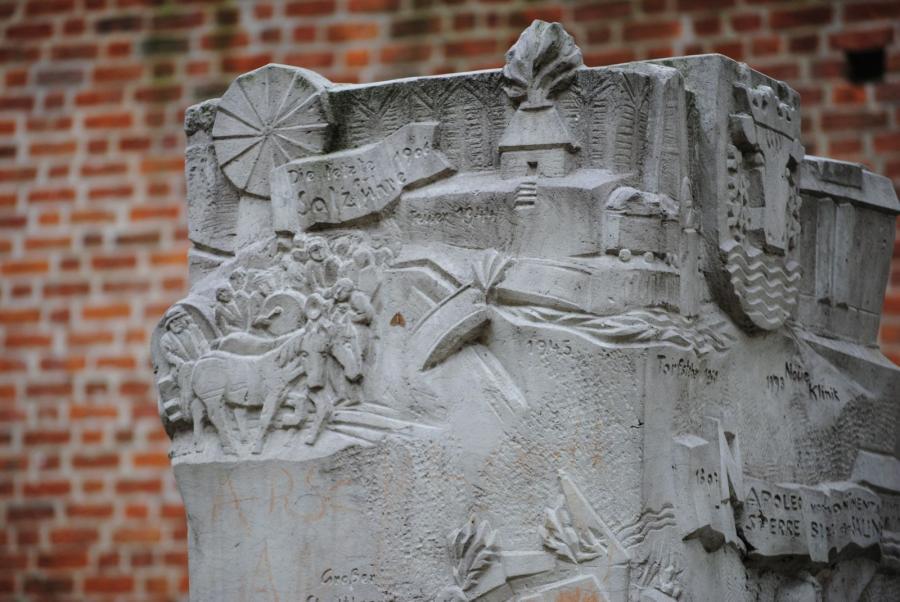 Stele II