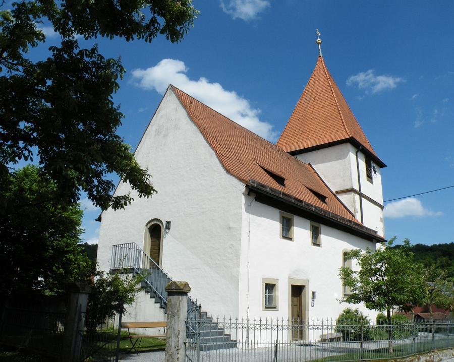 Stierhöfstetten Kirche