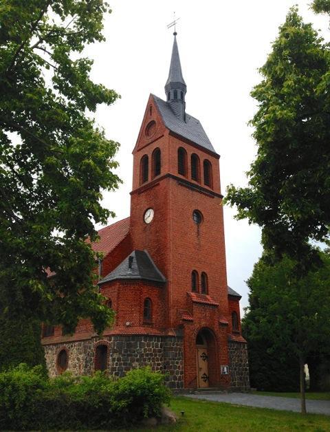 Kirche Stolzenhagen