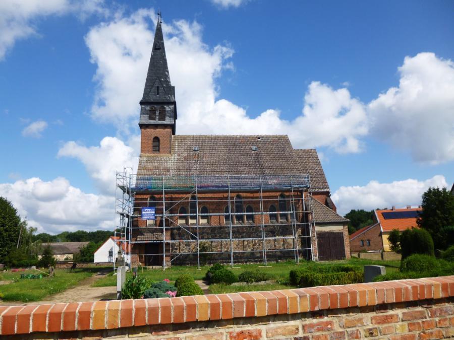 Kirche Trebitz